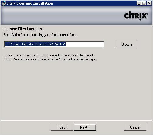 Citrix Nerds Installation Documentation